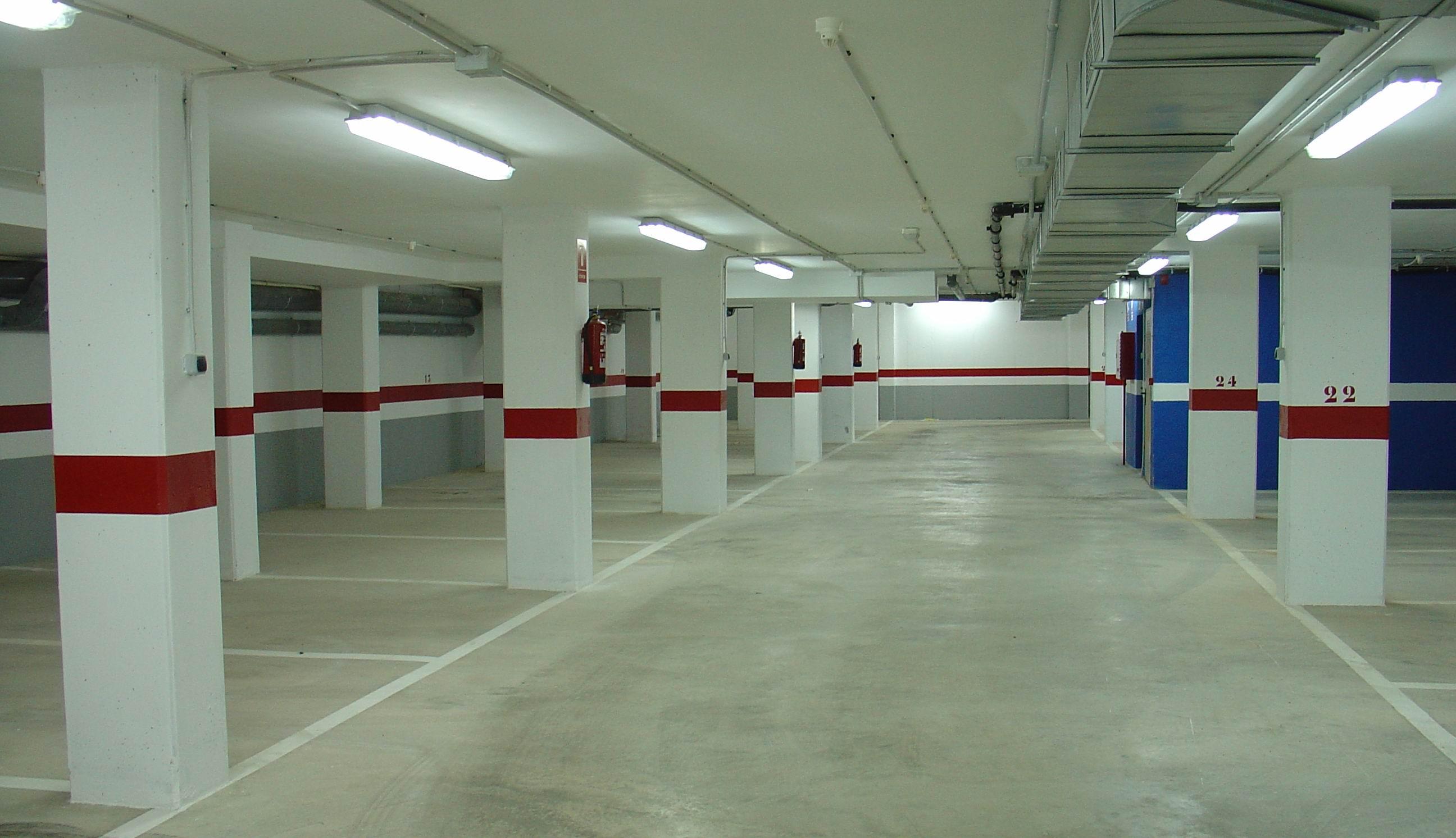 Limpieza del garaje 1