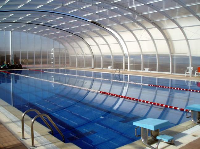 Mantenimiento de una piscina cubierta gestliman - Piscinas cubiertas sevilla ...