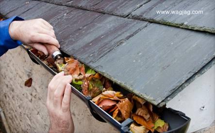 Limpieza de las canaletas del tejado - Gestliman Servicios ... 68ae8c49bbc