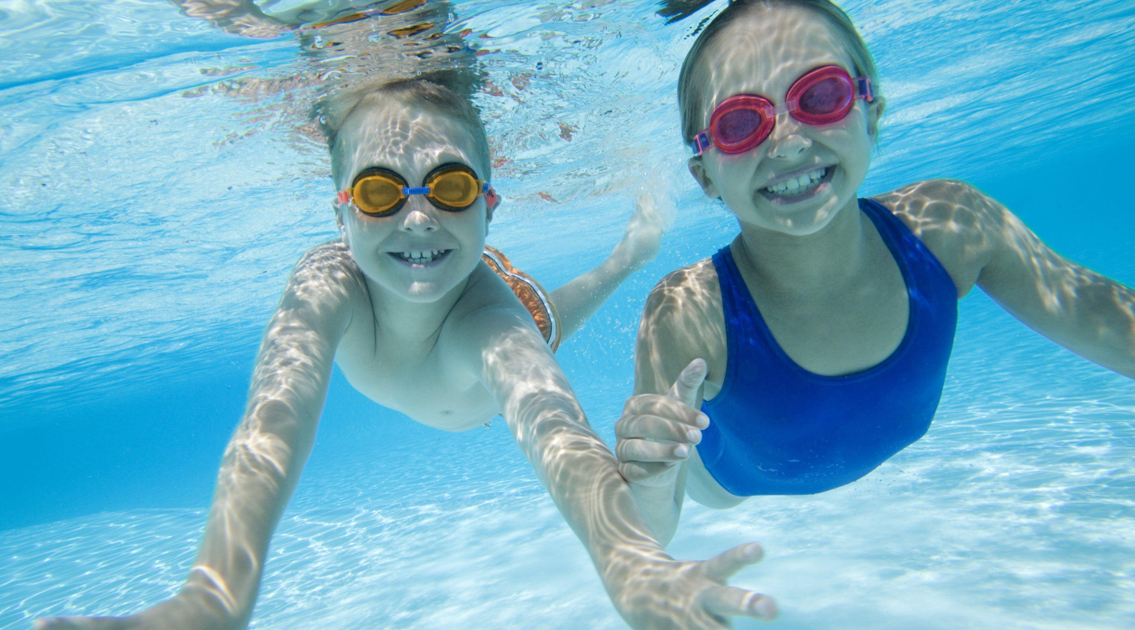10 consejos para la seguridad de los niños en las piscinas. 7