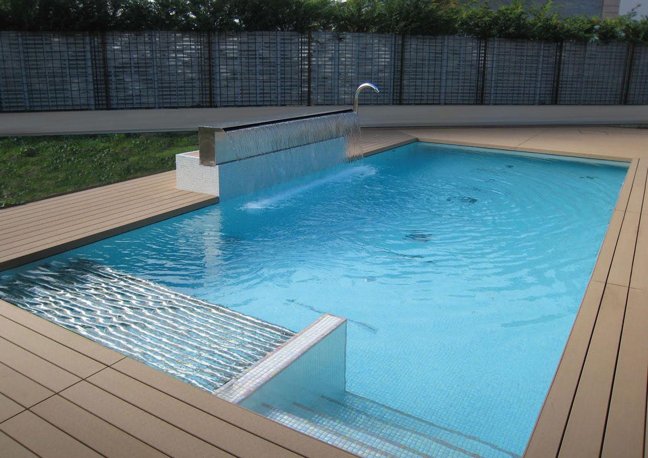 ¿Cuánto cloro debemos agregar a la piscina? 8