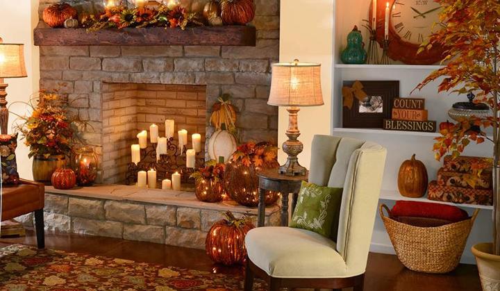 Preparar la casa para el otoño 7