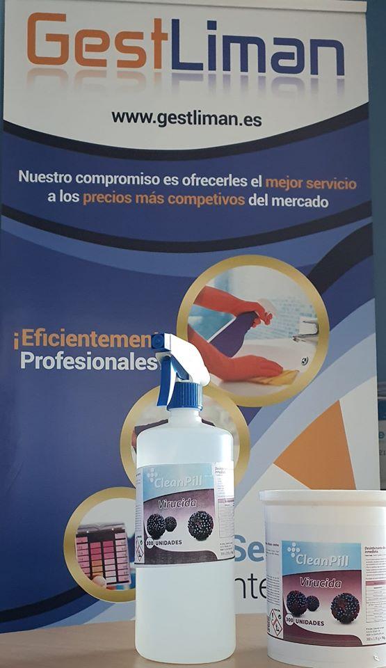 Gestliman, limpieza y servicios auxiliares en Sevilla 1
